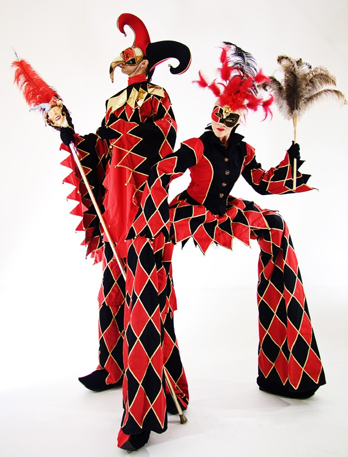Stilt Costumes Halloween